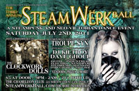 The SteamWerk Ball Flyer
